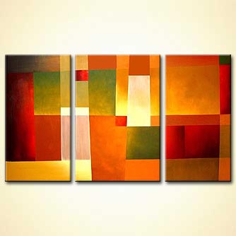 modern abstract art - Composition