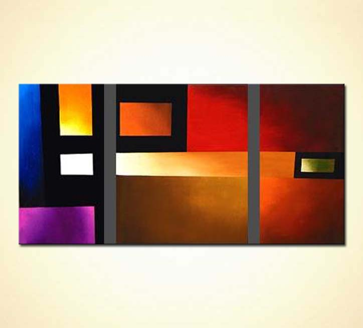 modern abstract art - Visual Thoughts
