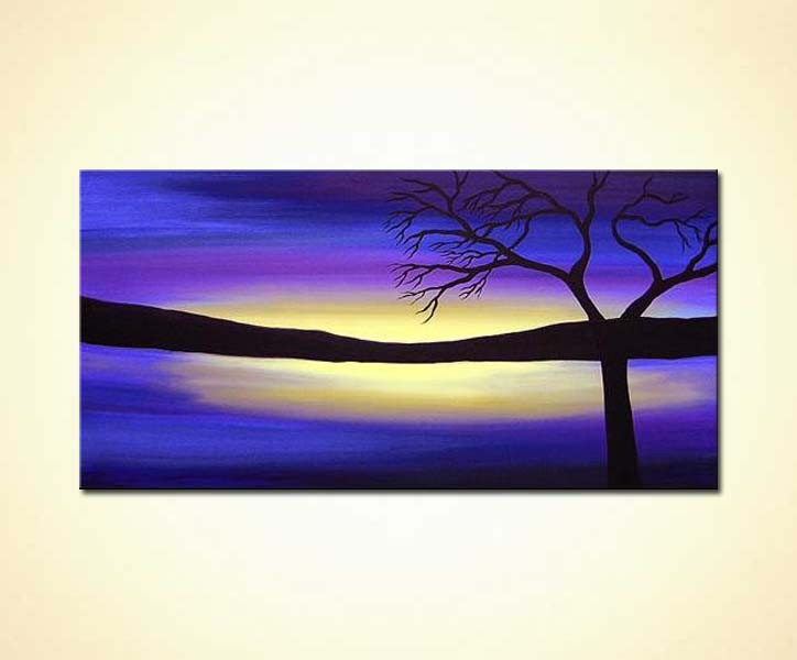 Painting For Sale Landscape At Dawn 1277