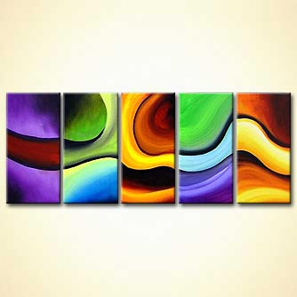 modern abstract art - Emotions