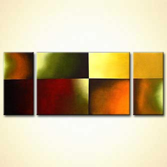 modern abstract art - Harmony