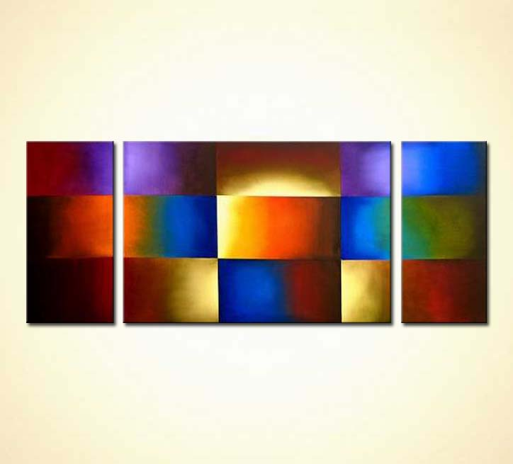 modern abstract art - Morning Glory