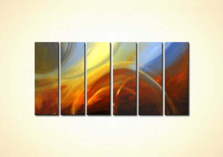 modern abstract art - Winds of Change