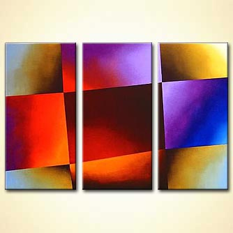 modern abstract art - Joy