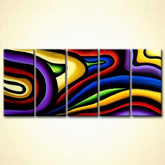 modern abstract art - Crazy About You