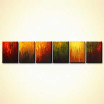 Abstract painting - Feelings