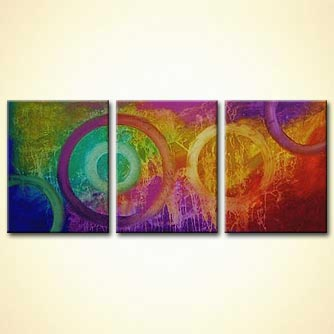 modern abstract art - The Fifth Planet