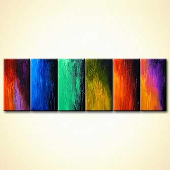 modern abstract art - The Sixth Sense