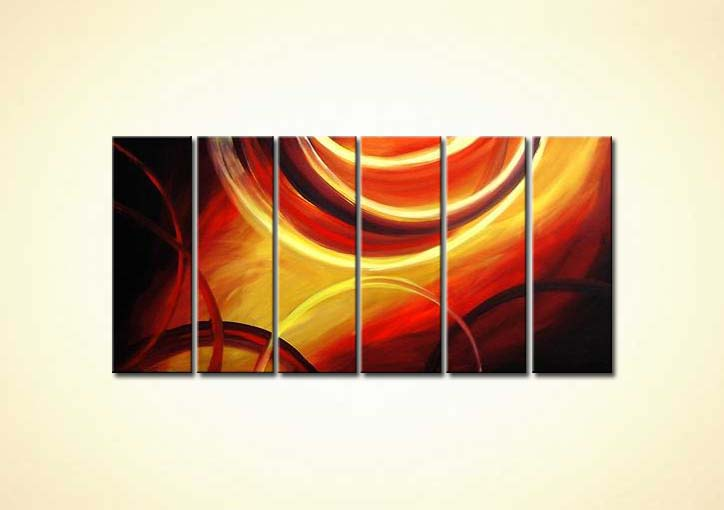 modern abstract art - Chariots of Fire