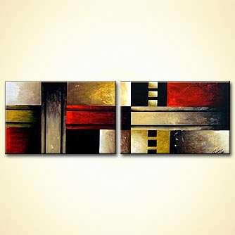 modern abstract art - Frame of Mind