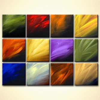 modern abstract art - Planes of Beauty