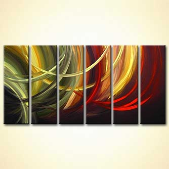 modern abstract art - Terms of Attraction