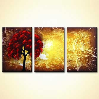 modern abstract art - Age of Abundance