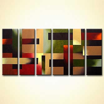 modern abstract art - Prestige
