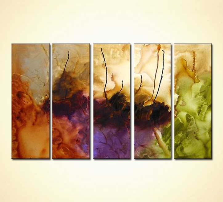 modern abstract art - The Sirens of Titan