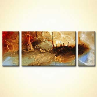 Abstract painting - New Arrivals
