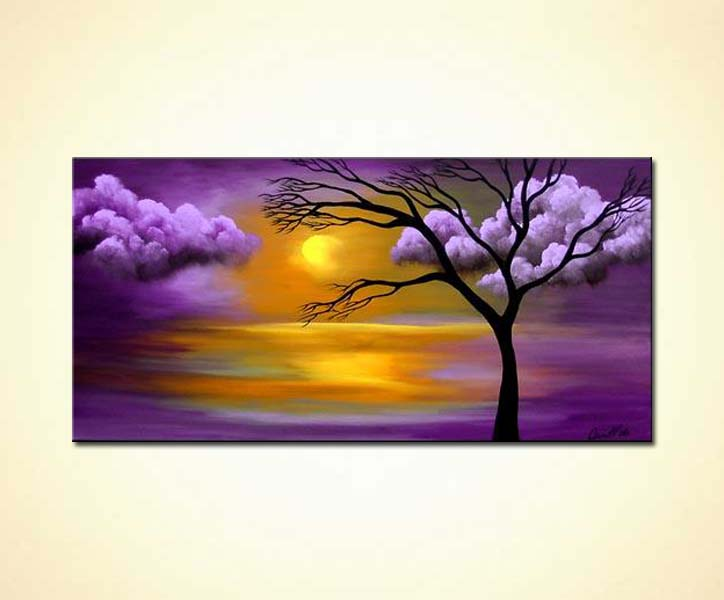 Painting For Sale Abstract Landscape Painting 2932