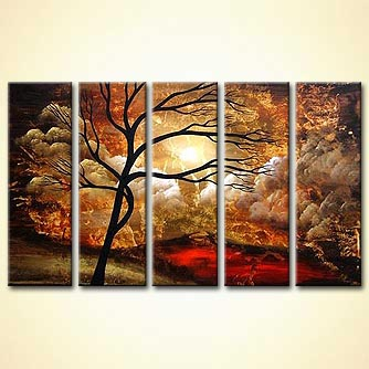 Landscape painting - I Promise You This