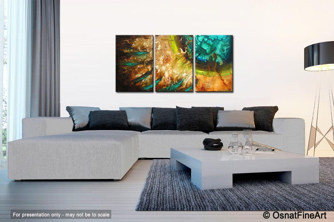 Abstract Wall Decor abstract painting - modern abstract wall decor #3488