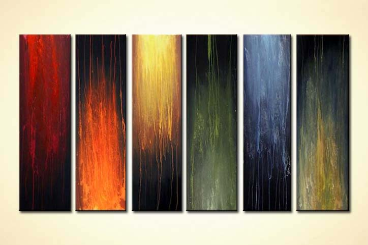 Abstract painting home decor painting 3543 for Art painting for home decoration