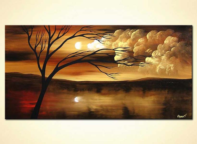Painting For Sale Clouds Painting 3597