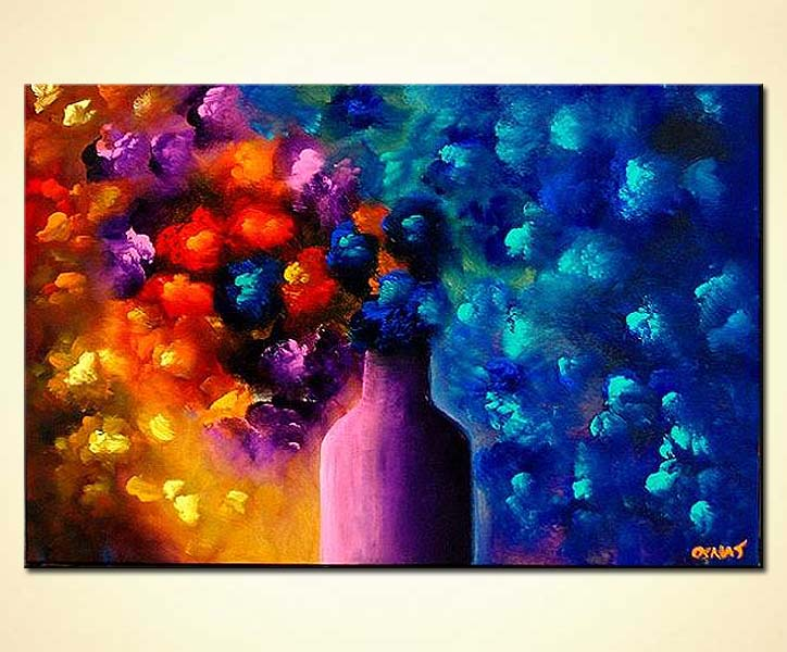 Painting 1 Abstract Landscape Painting 3710