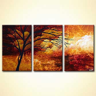 Landscape painting - You are the Inspiration