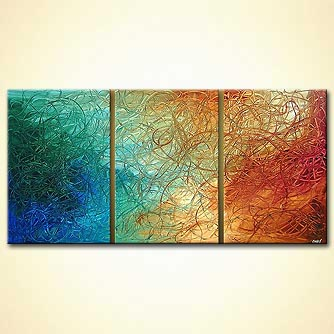 modern abstract art - Endless Possibilities