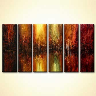 Abstract painting - Prestige