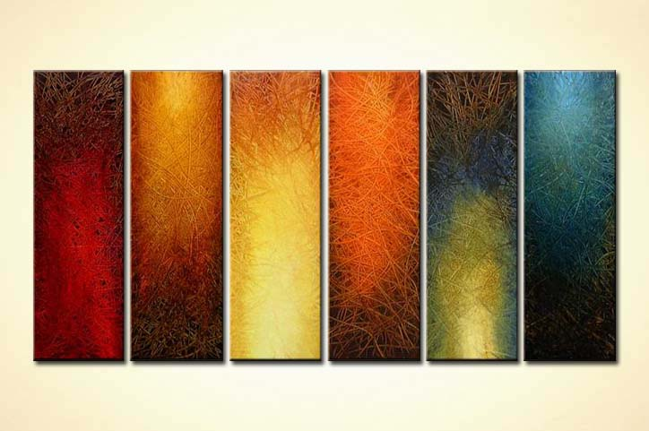 Buy large abstract wall art #3962