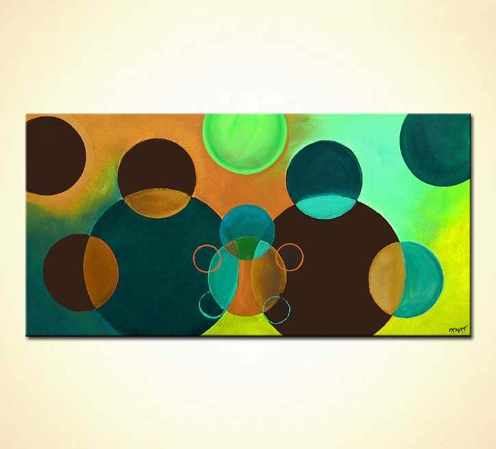modern abstract art - Family