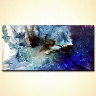 modern abstract art - Sea Change
