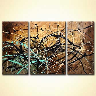 modern abstract art - The Future Shop