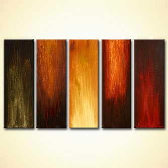 modern abstract art - Five Choices