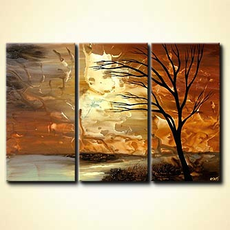 Landscape painting - Nature Song