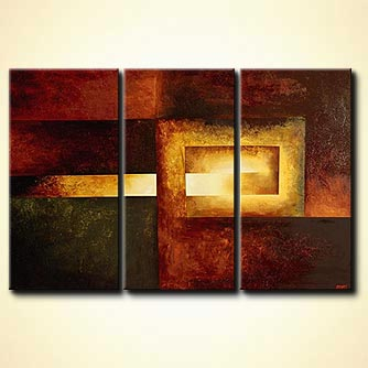 modern abstract art - Desire