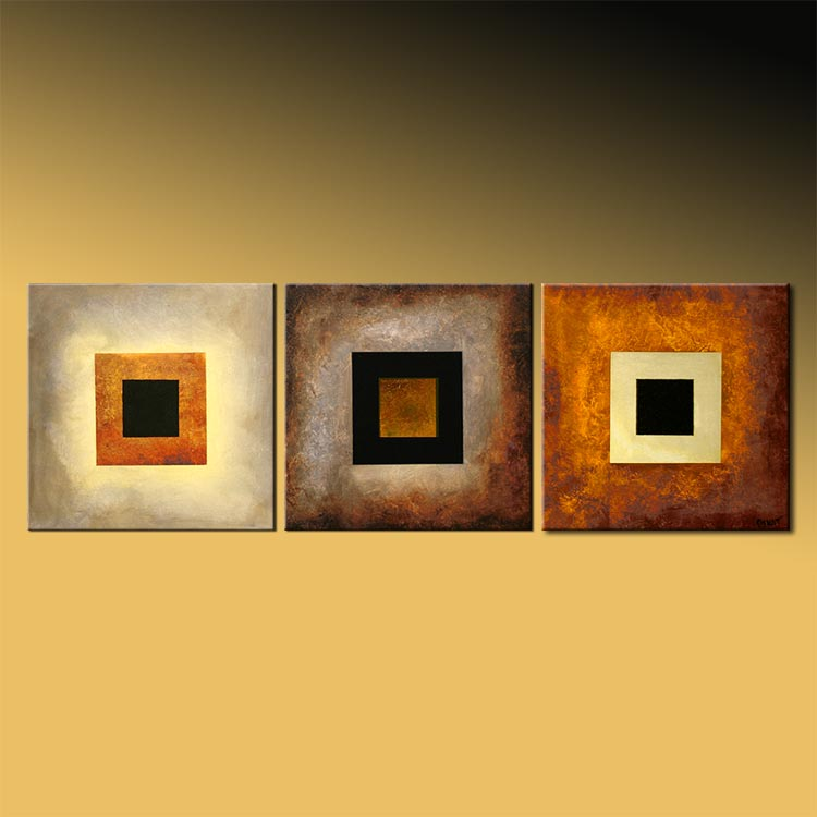 modern abstract art - Back to Square One