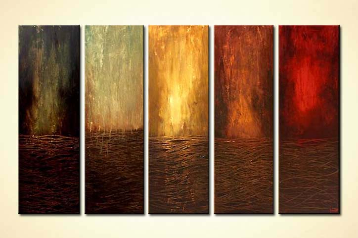 Painting For Sale Modern Wall Painting Multi Panel