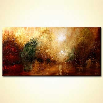 Landscape painting - Natural Shine