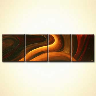 modern abstract art - Passion
