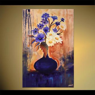 Floral painting - Just for You