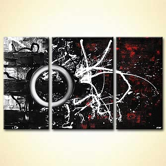 Abstract painting - The Power of the Subconscious