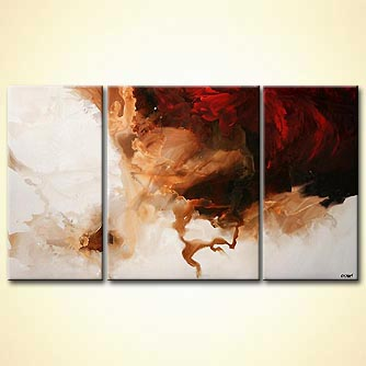 modern abstract art - Purity
