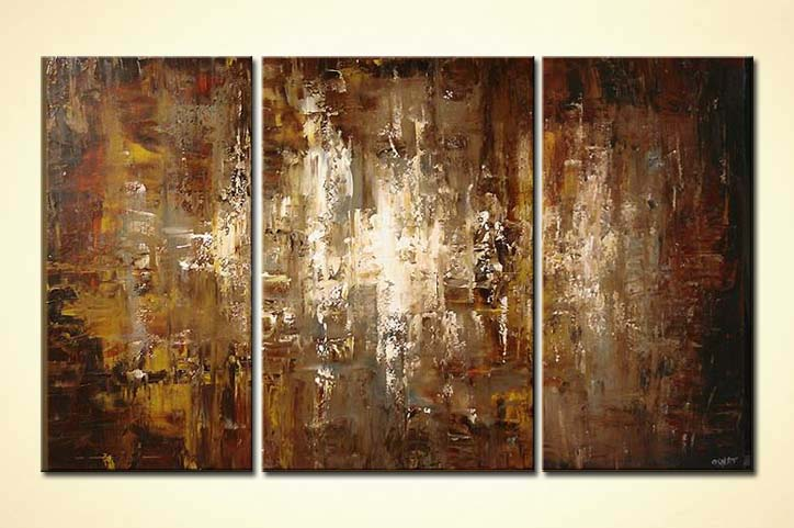 modern abstract art - Silver City