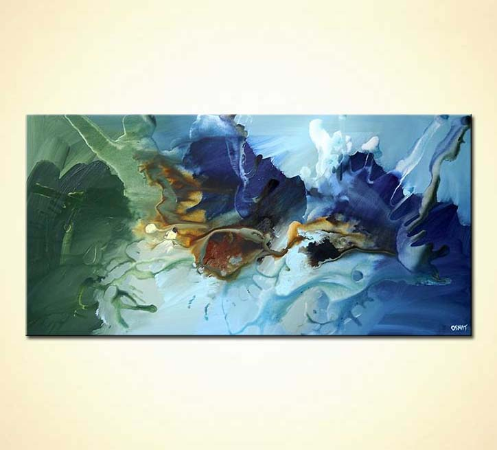 Painting For Sale Beautiful Abstract Painting