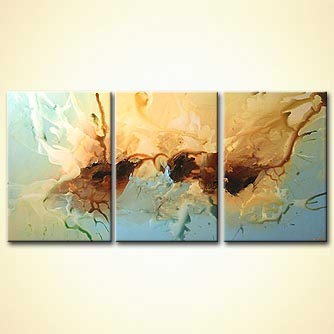 modern abstract art - Ocean View