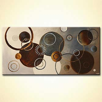 Abstract painting - Infinity