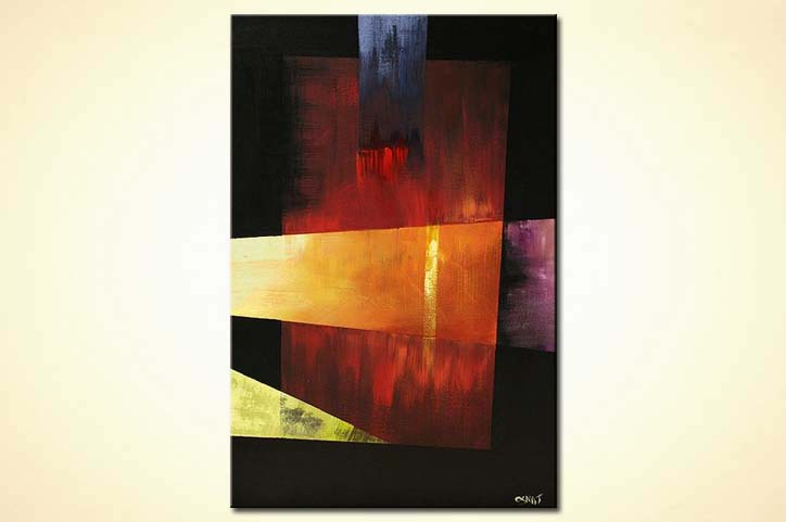 modern abstract art - The Gift