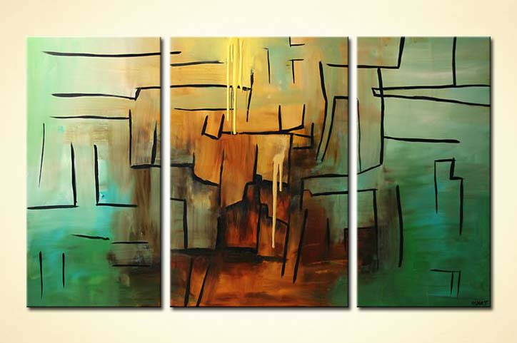 modern abstract art - Home