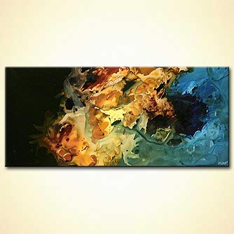modern abstract art - Earth